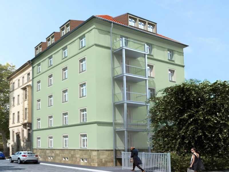 Baluschkestraße 3 in Dresden