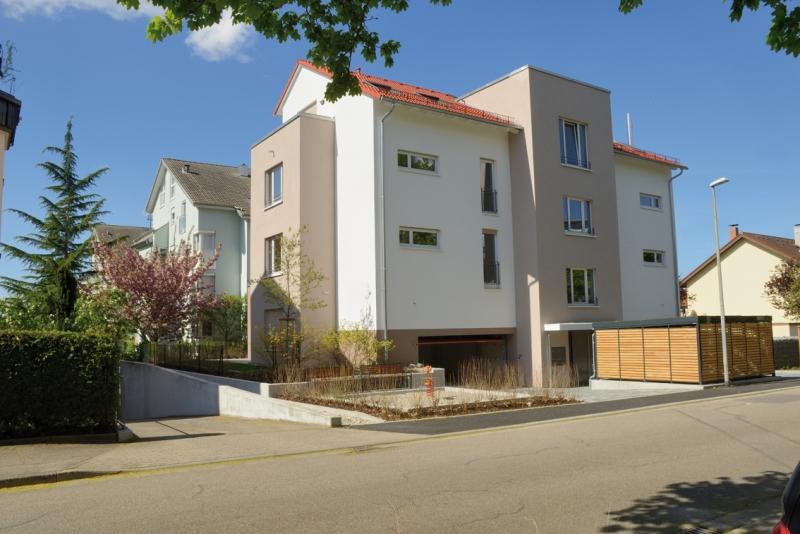 Sichelstraße 17 in Freiburg / 2014 – 8 WE von ca. 60 – 120 m²