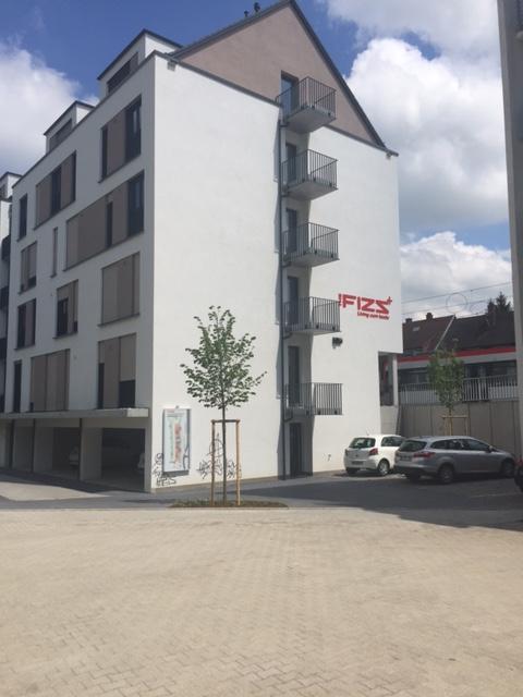 """""""The Fizz"""" Bachgasse 1a Haus 2 in Freiburg /2017 – 34 möbl.Apartments von ca. 24-30m²"""