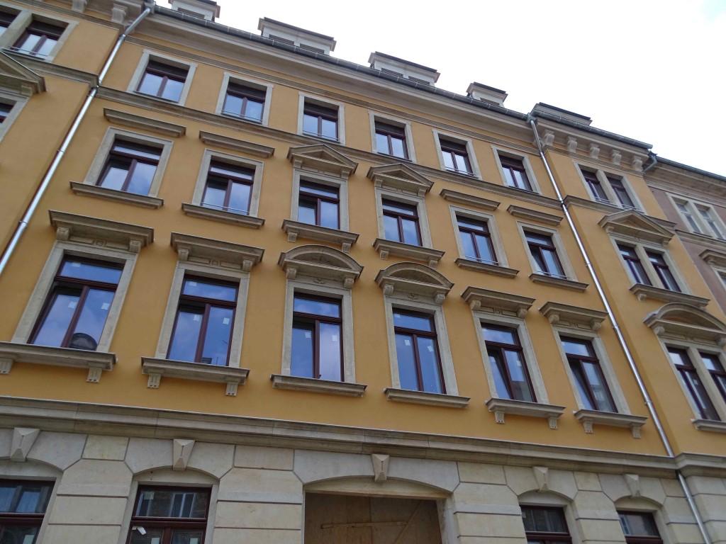 Oederaner Straße 3 in Dresden / 2016 – 17 WE von ca. 27 – 118 m²