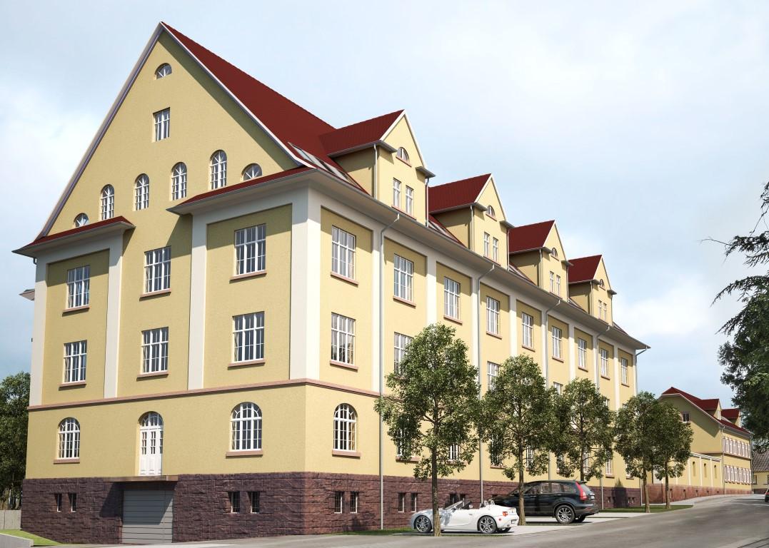 """Alte Zigarrenfabrik"" – Friesenheim-Oberweier"