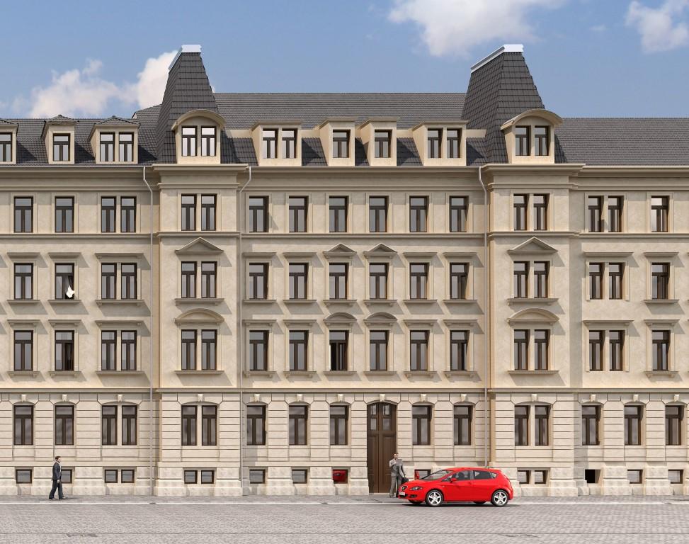Oederaner Straße 11 -letzter Bauabschnitt