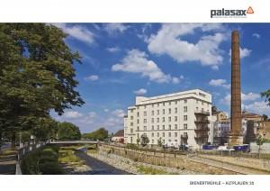 Palasax_Bienertmühle_II_Deckblatt Fotobuch