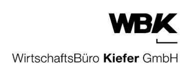 WBK - Wirtschaftsbüro Kiefer GmbH